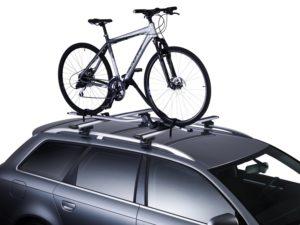 2. Testergebnisse für den Fahrradträger Thule ProRide 591 F