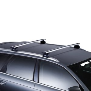 4. Dachträger Thule 9611 Wing Bar Dachtraverse Rapid System