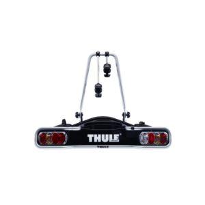 Thule Fahrradträger Anhängerkupplung: Thule 922020 EuroWay G2 922 (Version 2014) Anhängerkupplungs-Fahrradträger